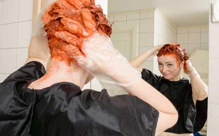 Красить волосы беременным нельзя