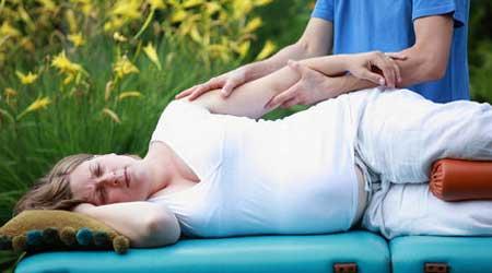 Массаж беременным должен делать только профессионал