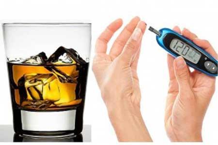 Измеряйте сахар перед употреблением алкоголя