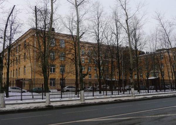 Родильный дом при городской клинической больнице №68 Москвы