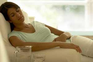 вода от тошноты и рвоты при беременности