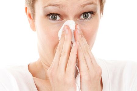 Аллергический насморк как симптом аллергии на шерсть