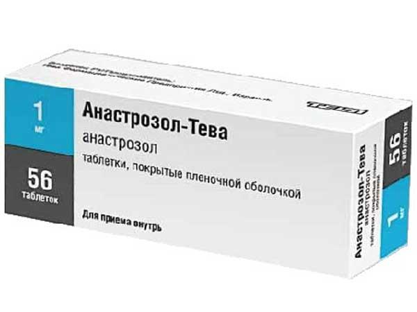Анастрозол: инструкция по применению
