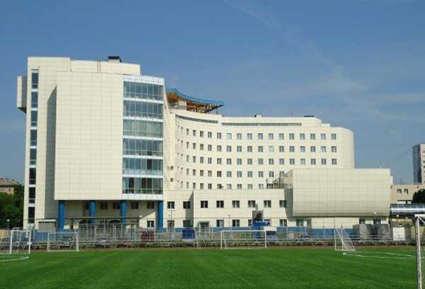 Клиническая больница 24 на писцовой