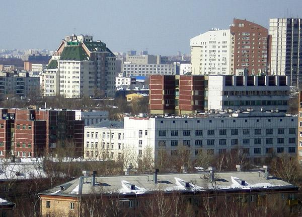 Городская клиническая больница №57 Москвы ЛДП №1