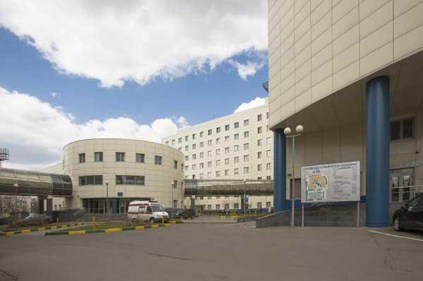 Фото закрытой больницы в москве