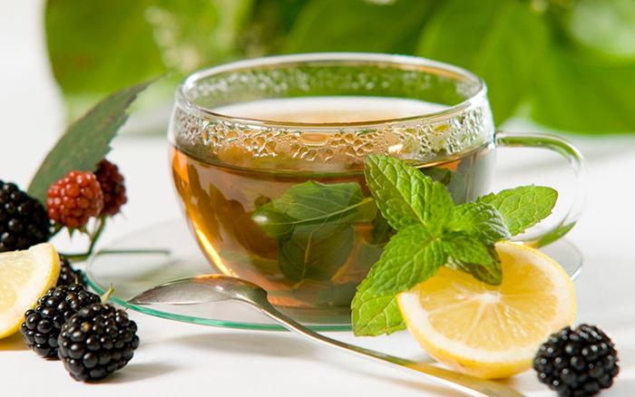 травяной чай от расстройства желудка