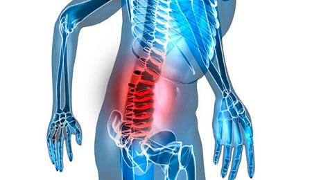 Почему боль справа отдает в спину