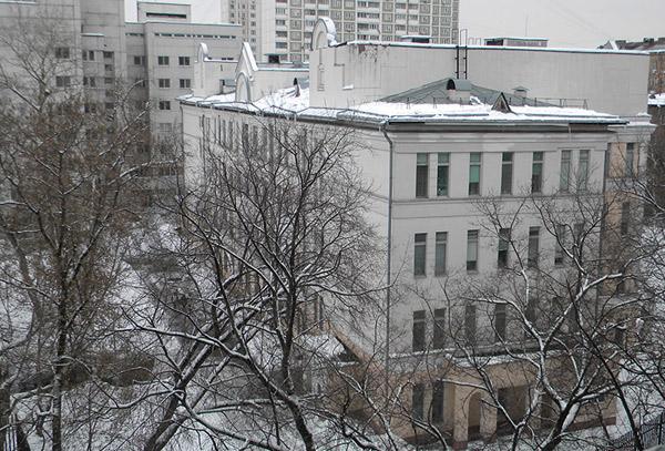Городская клиническая больница №68 Москвы филиал «Родильный дом»