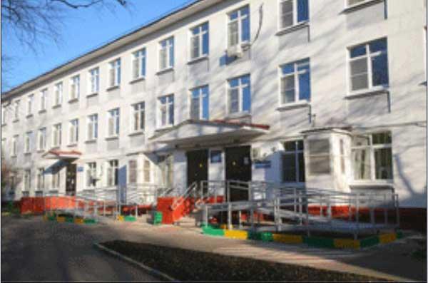 Детская инфекционная больница №6 г. Москвы