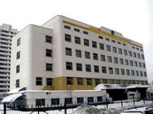 Детская стоматологическая поликлиника №6 Москвы