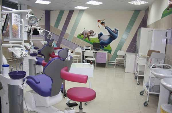 Детская стоматологическая поликлиника №1 Москвы