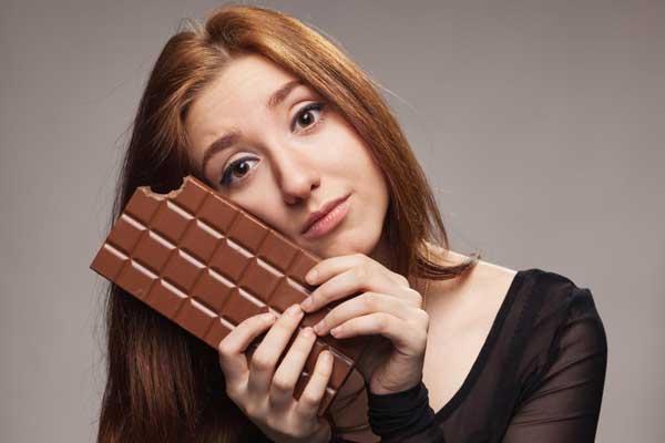 Как отказаться от шоколада