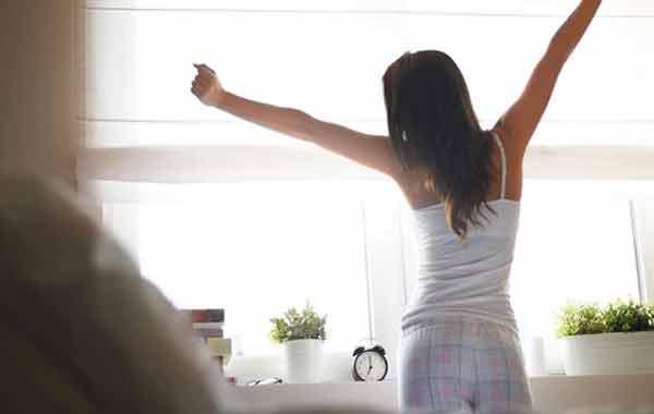 Вставать раньше утром это естественно для организма
