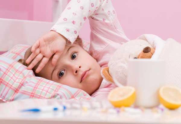 Простуда у детей: симптомы и лечение