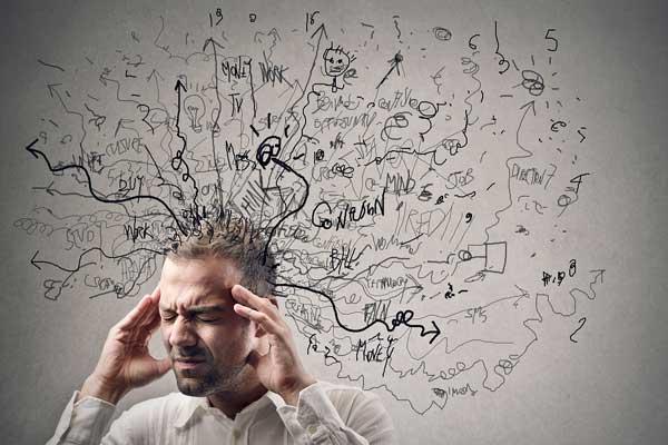У мужчины дикий психологический стресс