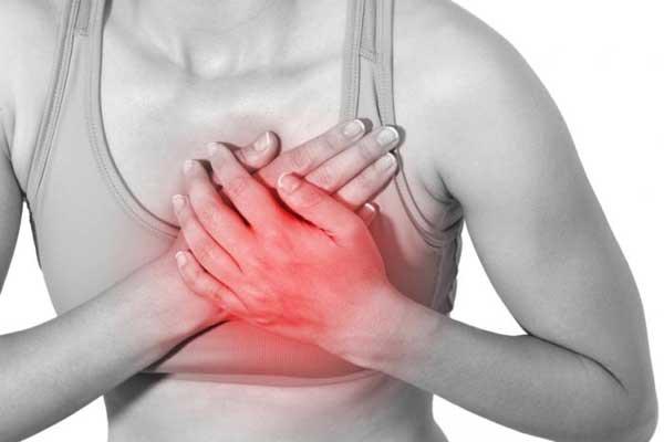 Боль сосков при кормлении грудью