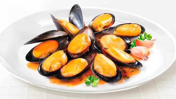 Морепродукты беременным