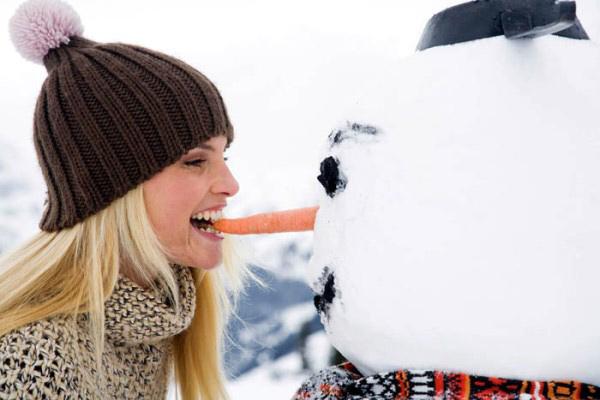 Как питаться зимой: несколько полезных советов
