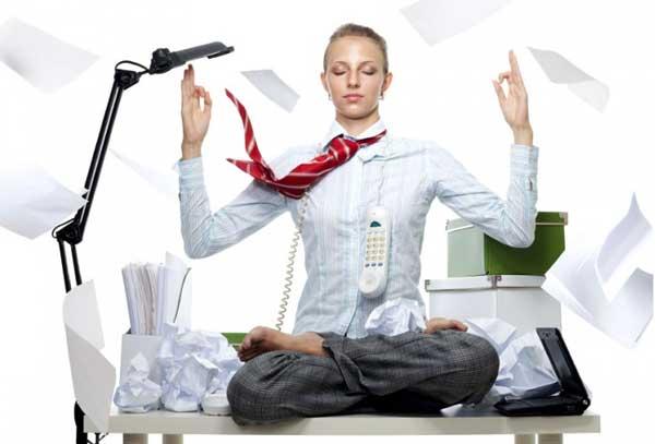 Как снять стресс: методы релаксации