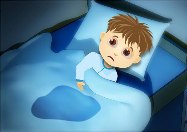 Ночное недержание мочи (энурез) у детей