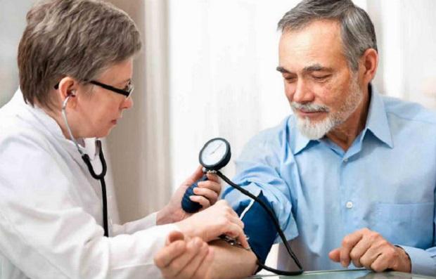 высокое давление у мужчин лечение