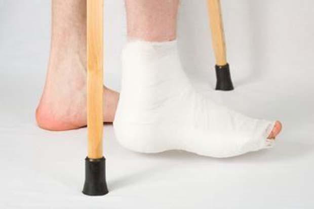 правильное восстановление после операции на ноге