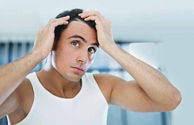 Облысение у мужчин: симптомы и диагностика