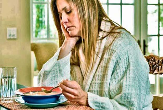 что можно кушать при гриппе