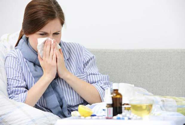 долгая простуда