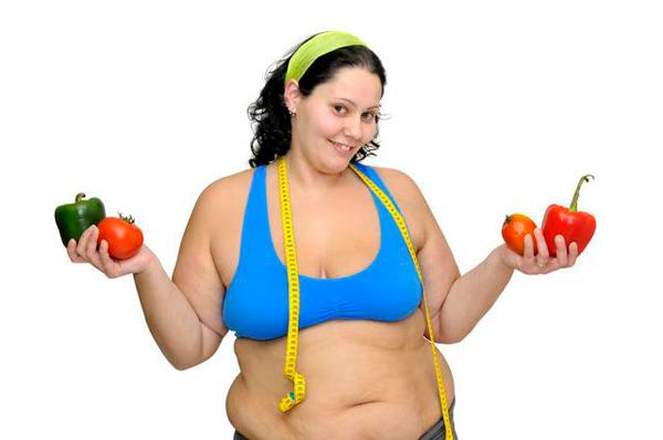 Проблемы избавления от лишнего веса