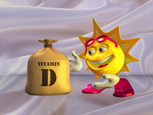 Дефицит витамина Д у детей