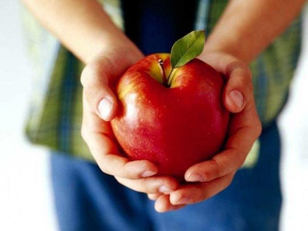 Почему необходимо есть яблоки