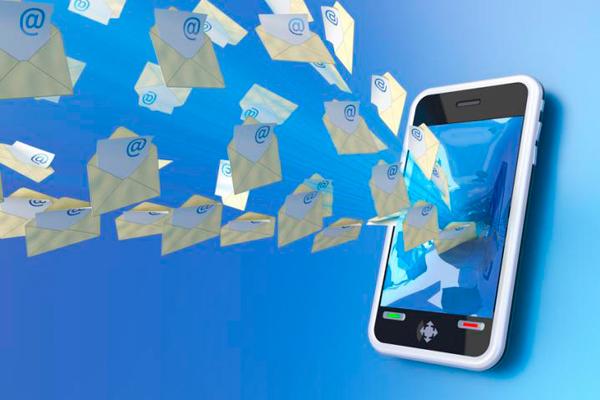 Общение по смс