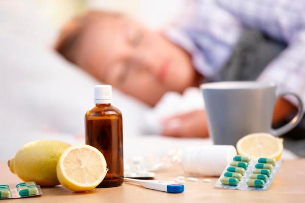 Здоровый сон при простуде
