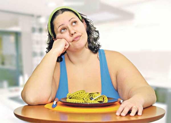 Семидневная диета для похудения