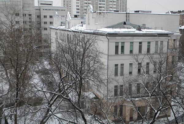 Городская клиническая больница №24 филиал №2 (Городская больница №8 Москвы)