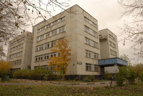 Городская клиническая больница №68 Москвы Филиал «Амбулаторно-поликлинический центр «Капотня»