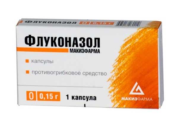 Флуконозол: инструкция по применению