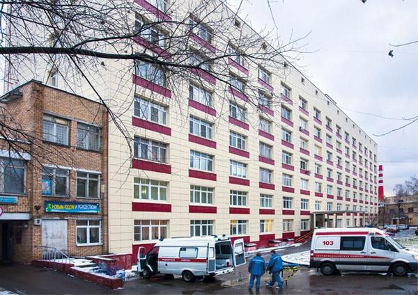 Больница в краснооктябрьском районе