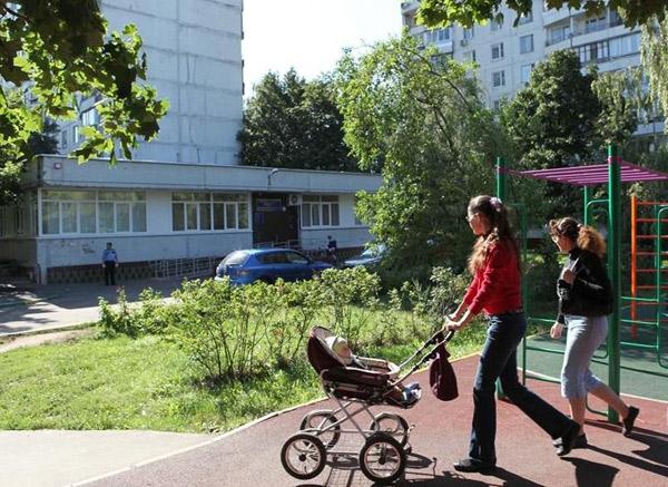 Городская клиническая больница №64 Москвы Филиал №2 (женская консультация №13 роддома №4)