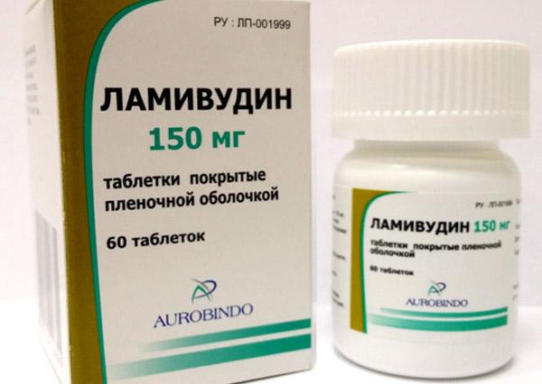 лекарство ламивудин инструкция
