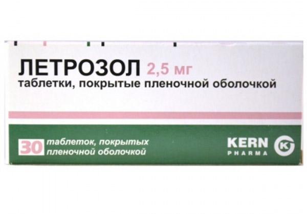 Летрозол: инструкция по приемению