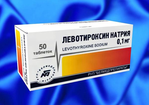 Левотироксин: инструкция по применению