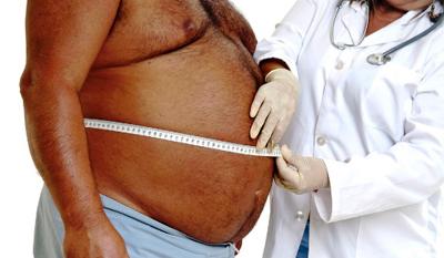 Лишний вес препятствует выработке спермы