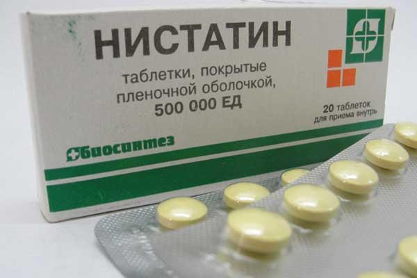 нистатин инструкция по применению таблетки мужчин