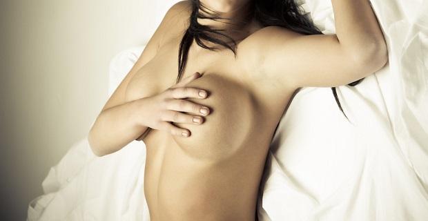 меня парни любят за мою большую грудь