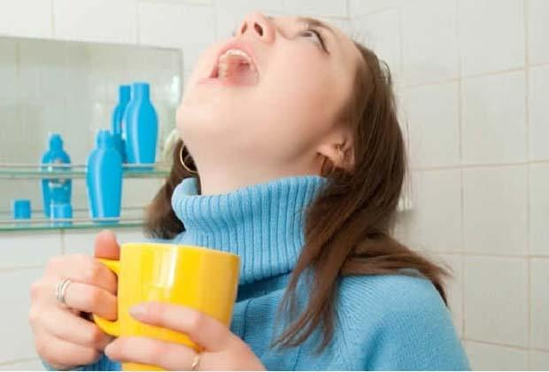 Беременность и горло чем лечить