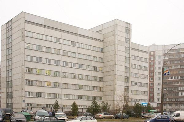 Детская сургутская поликлиника 3