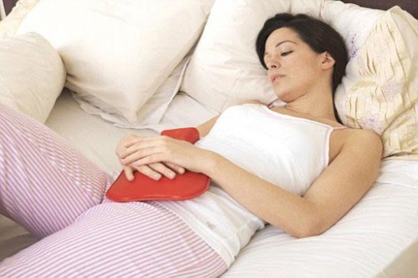 Менструация Неприятные синдромы до и во время месячных